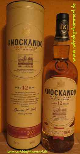 Knockando - 12 Years