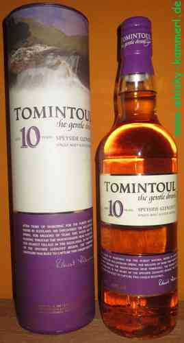 Tomintoul - 10 Years