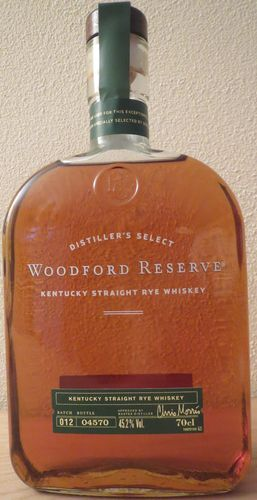 Woodford Reserve - Kentucky Straight Rye