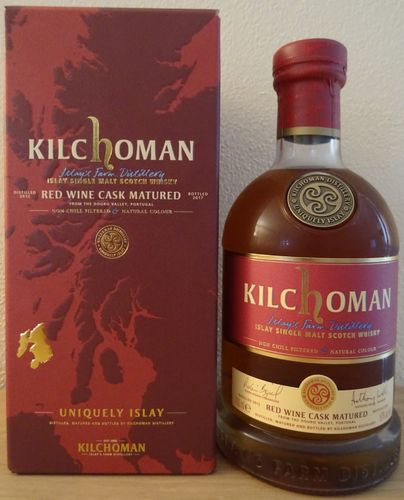Kilchoman - Red Wine Cask - 50%