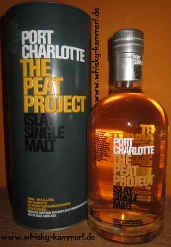 Port Charlotte - Peat Project - 46%