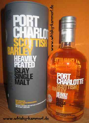 Port Charlotte - Scottish Barley - 50%