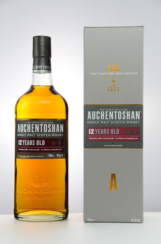 Auchentoshan - 12 Years - 40% (old Edition)