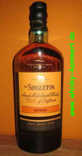 Singleton of Dufftown - Sunray
