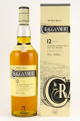 Cragganmore - 12 Years - 40%