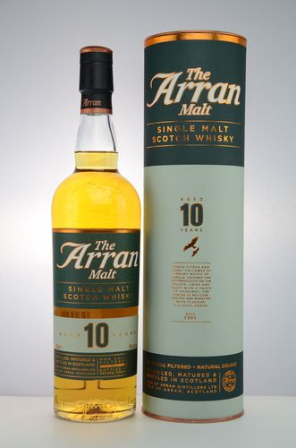 Arran - 10 Years - 46% (old Edition)