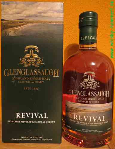 Glenglassaugh - Revival - 46%
