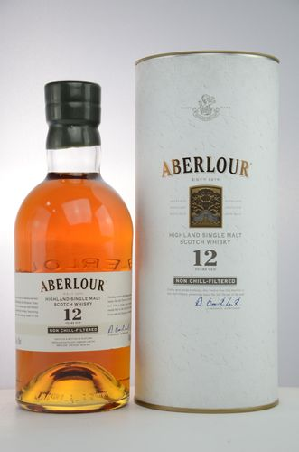 Aberlour - 12 Years - Non Chill Filtered - 48%