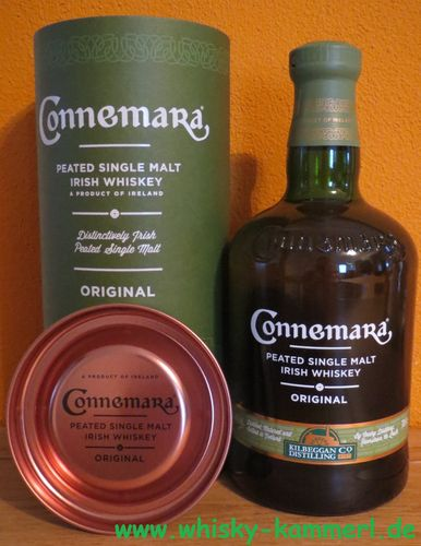 Connemara - Peated - Irish Whiskey