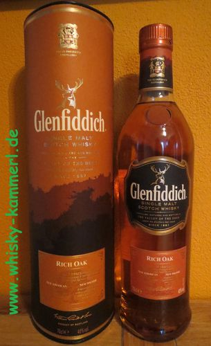 Glenfiddich - 14 Years - Rich Oak