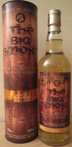 Big Smoke - Islay Malt