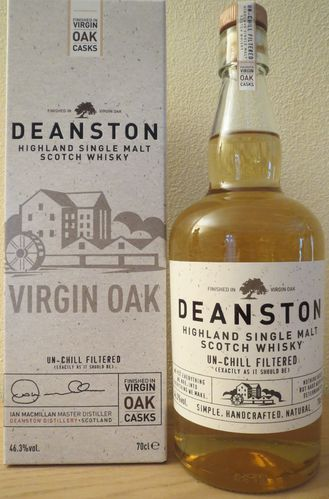 Deanston - Virgin Oak - 46,3% (old Edition)