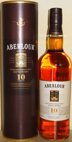 Aberlour - 10 Years (old Edition) - 40%