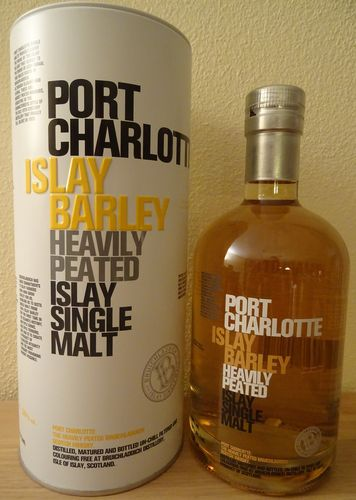 Port Charlotte - Islay Barley 2008 - 50%