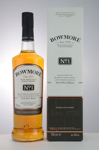Bowmore - No.1 - 40%