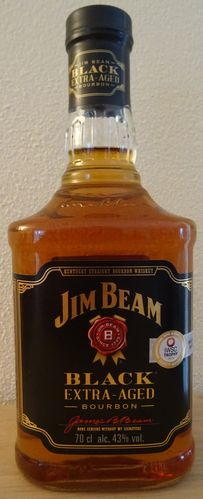 Jim Beam - Black Label - Extra Aged
