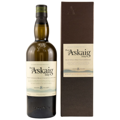 Port Askaig - 8 Years - 45,8%