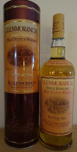 Glenmorangie - 10 Years - 1 Liter - 40% - Old Edition