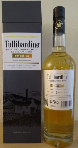 Tullibardine - Sovereign - 43%