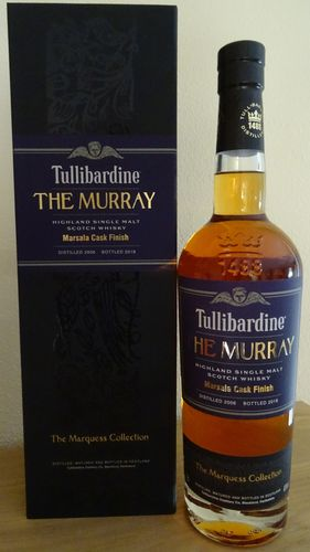 Tullibardine - The Murray - 2006/2018 - Marsala Cask Finish - The Marquess Collection Batch 3 - 46%