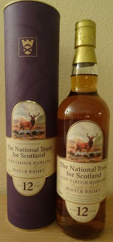 "Glen Garioch - 12 Years - ""National Trust for Scotland"" - 43%"