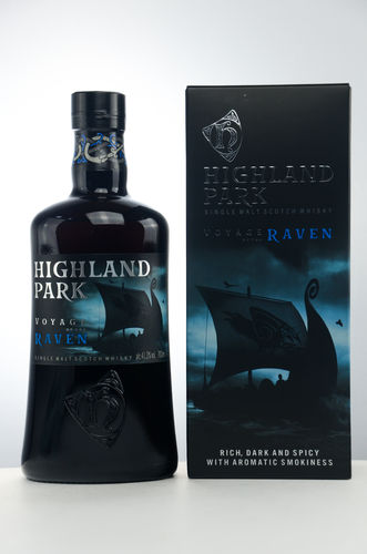 Highland Park - Voyage of the Raven - 41,3%