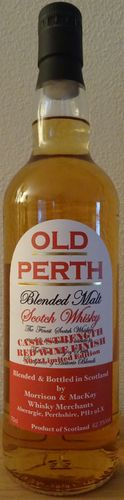 Old Pearth - Red Wine Cask - Batch 2 - 62,3%