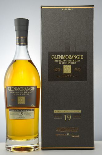 Glenmorangie - 19 Years - Finest Reserve - 43%