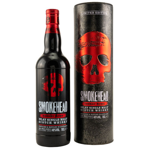Smokehead - Sherry Bomb - Limited Edition - 48%
