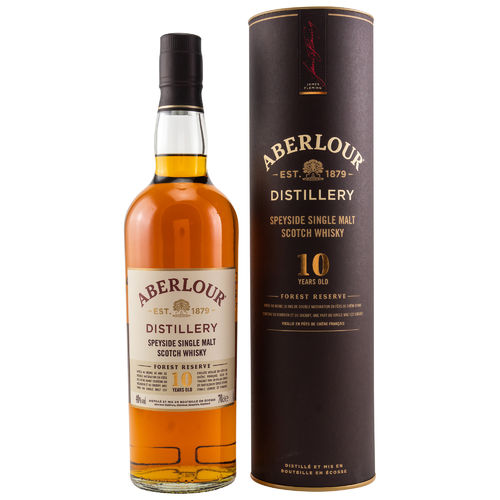 Aberlour - 10 Years - Forest Reserve - 40%