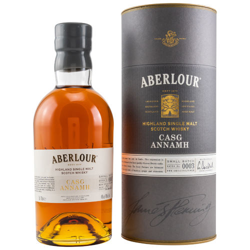 Aberlour - Cask Annamh - Small Batch 0003 - 48%