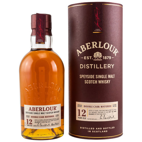 Aberlour - 12 Years - Double Cask - 40%