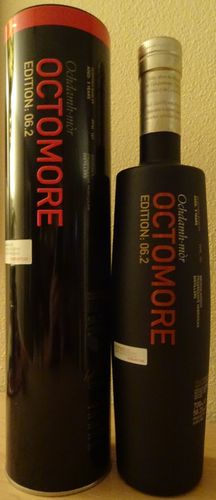 Octomore 6.2 - 5 Years - (167 ppm) - 58,2% - PRIVATVERKAUF