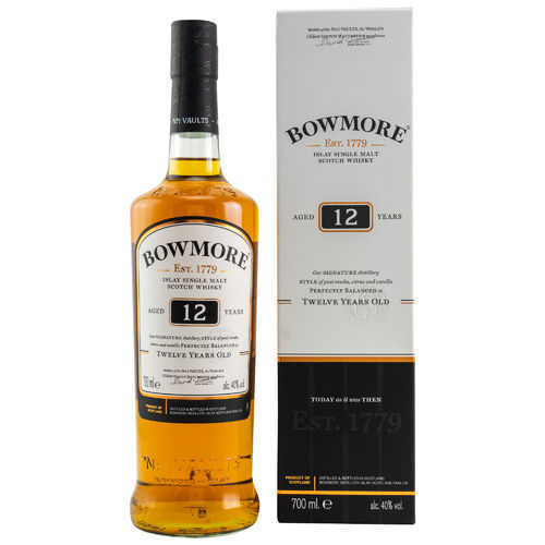 Bowmore - 12 Years - 40%
