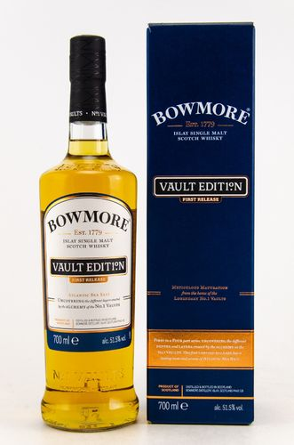 Bowmore - Vault Edition - First Release - 50,5%
