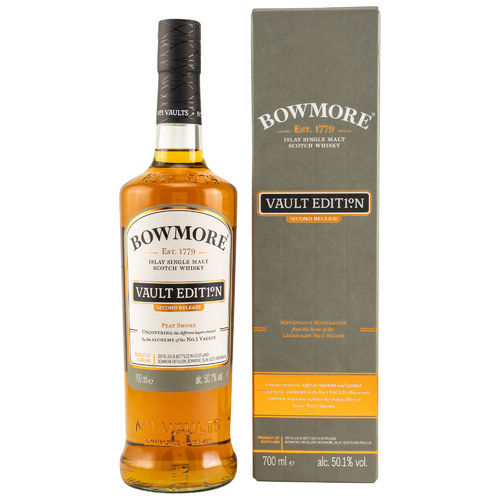 Bowmore - Vault Edition - Second Release - 50,1%
