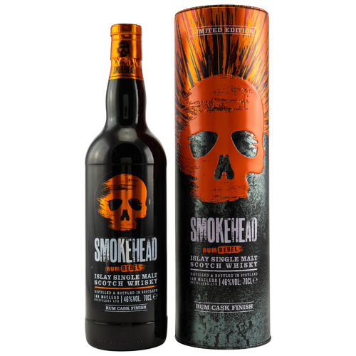 Smokehead - Rum Rebel - 46%