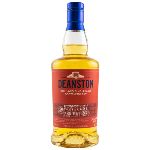 Deanston - Kentucky Cask Matured - 40%