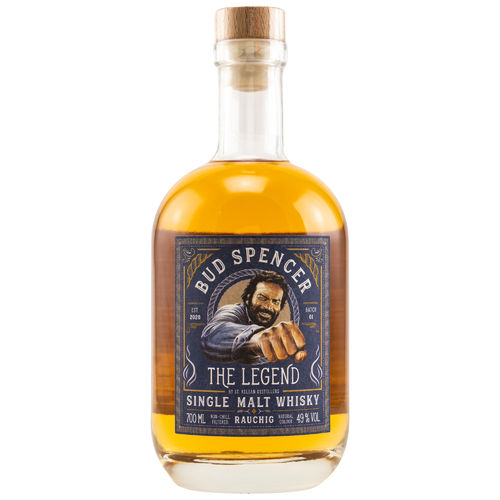 St. Kilian - Bud Spencer - The Legend - Rauchig - Batch 01 - 49%